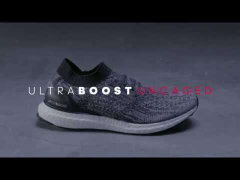 Adidas Ultra Boost Uncaged Digital Advertising Boost
